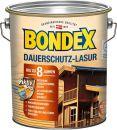 Bondex Dauerschutz-Lasur Teak 4,00 l - 329919 Thumbnail