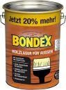 Bondex Holzlasur für Außen Nussbaum 4,80 l - 329658 Thumbnail