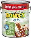 Bondex Teak-Öl Teak 3,00 l - 352103 Thumbnail