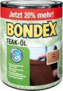 Bondex Teak-Öl Teak 0,90 l - 352101 Thumbnail