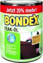 Bondex Teak-Öl Farblos 0,90 l - 352102 Thumbnail