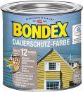 Bondex Dauerschutz-Holzfarbe Tannengrün 0,50 l - 353367 Thumbnail