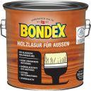 Bondex Holzlasur für Außen Ebenholz 2,50 l - 329667 Thumbnail
