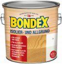 Bondex Isolier- und Allgrund Weiß 2,50 l - 330050 Thumbnail