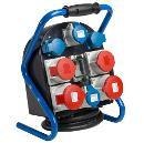 as-Schwabe 60901 Stromverteiler FLEXY 2, 2m H07RN-F 5G4  Thumbnail