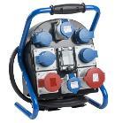 as-Schwabe 60903 Stromverteiler FLEXY 3, 2m H07RN-F 5G4  Thumbnail