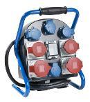 as-Schwabe 60904 Stromverteiler FLEXY 4, 2m H07RN-F 5G4  Thumbnail