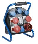 as-Schwabe 60905 Stromverteiler FLEXY 5, Stecker 400V/32A Thumbnail