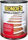 Bondex Treppen & Parkett Lack Seidenglänzend 0,75 l - 352557 Thumbnail