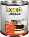 Bondex Lacklasur Silbergrau 0,375 l - 352584 Thumbnail