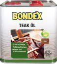 Bondex Teak Öl 2,50 l - 352693 Thumbnail
