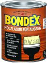 Bondex Holzlasur für Außen Hellgrau 0,75 l - 365212 Thumbnail
