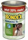 Bondex Bangkirai Öl 4,80 l - 365225 Thumbnail