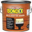Bondex Holzlasur für Außen Kalk Weiß 2,50 l - 377942 Thumbnail