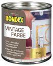 Bondex Vintage Farbe Gold 0,375 l - 377894 Thumbnail
