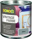 Bondex Vintage Farbe Silber 0,375 l - 377895 Thumbnail