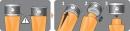 FISKARS Dreh-Spaltkeil SAFE-T 120021 Thumbnail