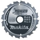 MAKITA SPECIALIZED Sägeb.185x30x20Z (B-33102) Thumbnail