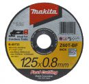MAKITA Trennscheibe 125x0,8mm Metall (B-45733) Thumbnail