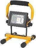 Brennenstuhl Mobile Akku Chip-LED-Leuchte ML CA 110 IP54 10W Thumbnail