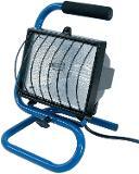 Brennenstuhl Mobiler Halogenstrahler 400W 1,5m H05VV-F3G1,0 400W 8000lm (EEK: C) Thumbnail