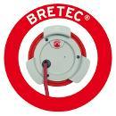 Brennenstuhl Garant Bretec-290R Kabeltrommel FZ 50m Duo-S-System Thumbnail