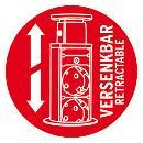 Brennenstuhl Tower Power Tischsteckdosenl. 3X 2m versenkbar Thumbnail