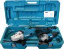 MAKITA Winkelschleiferset (GA9020R + 9558NBR im Koffer) - DK0052G Thumbnail