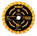 DeWalt DT10301-QZ KSB 165x20 40 WZ 18° für DWE550 Thumbnail