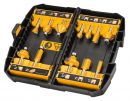 DeWalt Fraeser-Set 12-tlg. - DT90016-QZ Thumbnail