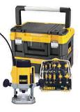 DeWalt Oberfräse Set DW615KXT in T-Stak-Box Thumbnail