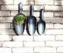 ELHO Green Basics Schaufel M 30x5 cm - lebhaft schwarz - 293873 Thumbnail