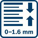 Bosch Akku-Hobel GHO 18 V-LI, Solo Version, L-BOXX 06015A0300 Thumbnail