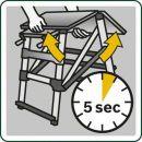 Bosch Arbeitstisch PWB 600 0603B05200 Thumbnail