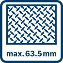 Bosch Akku-Bandsäge GCB 18 V-LI, Solo Version, im Karton 06012A0300 Thumbnail