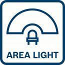 Bosch Akku-Lampe GLI PortaLED 136, Solo Version 0601446100 Thumbnail