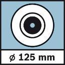 Bosch Diamantfliesenschneider GDC 125 0601548001 Thumbnail