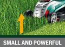 Bosch Akku-Rasenmäher Rotak 32 LI High Power 0600885D01 Thumbnail