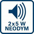 Bosch Radio GPB 12V-10, Solo Version 0601429200 Thumbnail