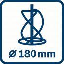 Bosch Rührwerk GRW 18-2 E 06011A8000 Thumbnail