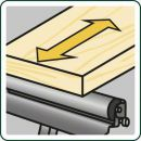 Bosch Rollenauflage PTA 1000 0603B05100 Thumbnail