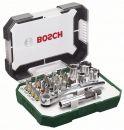 Bosch 26-teiliges Schrauberbit- und Ratschen-Set 2607017322 Thumbnail