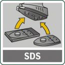 Bosch Schleifplatte 2609256D20 Thumbnail