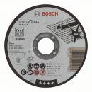 Bosch Trennscheibe gerade Expert for Inox - Rapido AS 60 T INOX BF, 115 mm, 1,0 mm 2608600545 Thumbnail