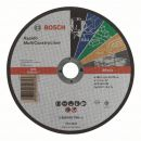 Bosch Trennscheibe gerade Rapido Multi Construction ACS 46 V BF, 180 mm, 1,6 mm 2608602766 Thumbnail