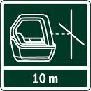 Bosch Kreuzlinien-Laser PLL 2 0603663400 Thumbnail