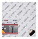 Bosch Diamanttrennscheibe Standard for Concrete, 150 x 22,23 x 2 x 10 mm, 10er-Pack 2608603241 Thumbnail