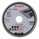 Bosch Trennscheibe gerade Standard for Inox - Rapido 2608603254 Thumbnail
