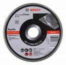 Bosch Trennscheibe gerade Standard for Inox - Rapido 2608603255 Thumbnail