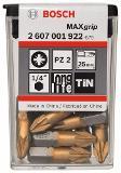 Bosch Schrauberbit Max Grip 2607001922 Thumbnail